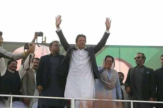 ECP issues notices to Imran, others for addressing Lodhran meeting