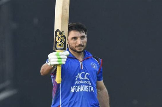 Rahmat, Rashid star in Afghanistan's crushing win