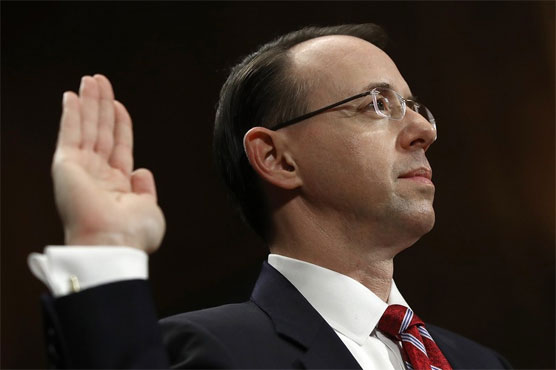 According to New York Times the third-ranking official at the US Justice Department is resigning