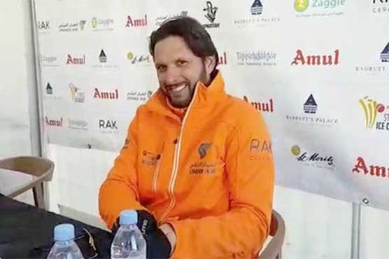 Shahid Afridi's Gesture Towards Indian Flag Won Hearts Of Millions Of Indians