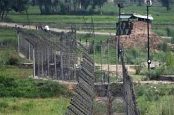 Lady Killed in Cross-Border Firing