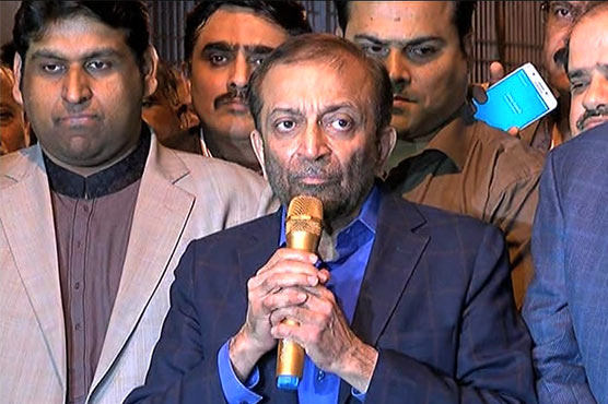 MQM's coordination committee sidelines Farooq Sattar as party convener