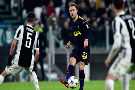 Pochettino lauds 'amazing' Eriksen after Juventus draw - 'He always steps up'