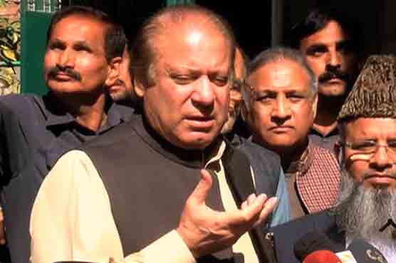 Country can't progress until sanctity of vote established, says Sharif