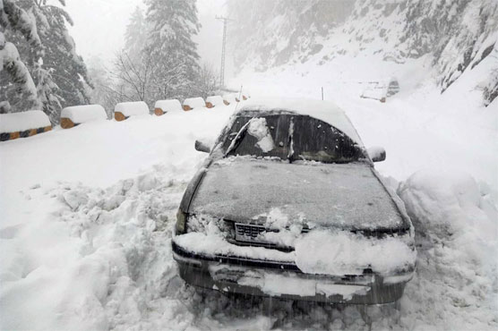Kashmir reels under darkness, 10 people killed in 24 hrs due to snowfall