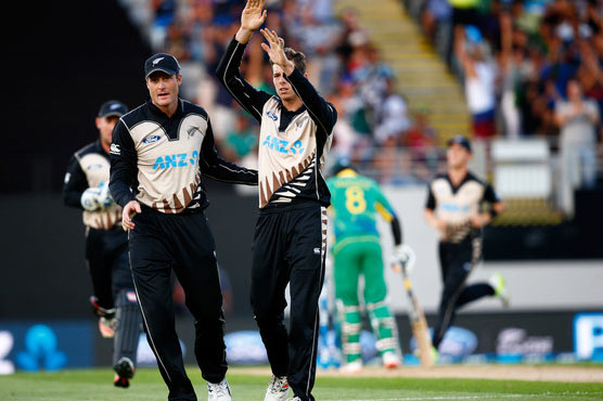New Zealand announce squad for first two Pakistan ODIs