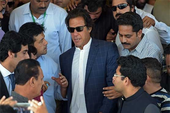 'My name is Khan and I am not a terrorist', Imran tweets