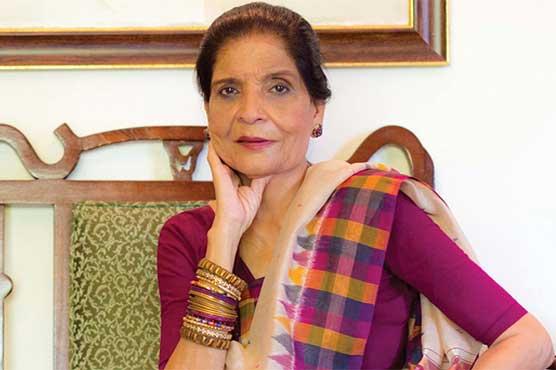 Renowned chef Zubaida Tariq passes away in Karachi
