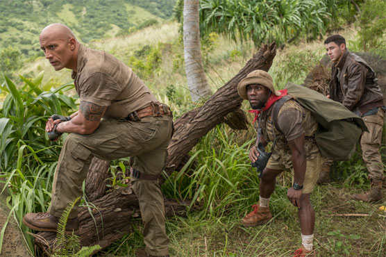 Box-Office Weekend-Jumanji: Welcome to the Jungle Takes Over Box Office
