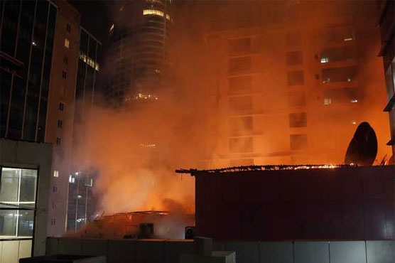 Fire breaks out in Bengaluru's Kailash bar restaurant, leaves 5 dead