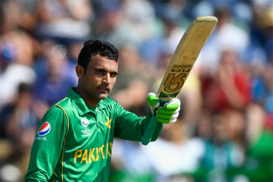 Fakhar Zaman was ruled out of second ODI against New Zealand due to thigh injury