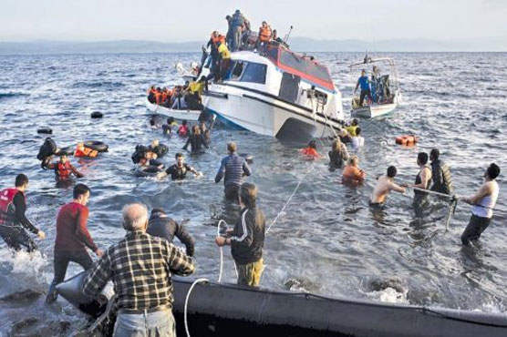 Up to 64 migrants drown in weekend sinking off Libya: NGOs