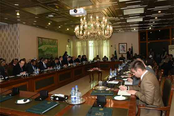 Pakistan briefed diplomatic community about its achievements in fight against terrorism