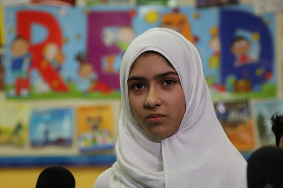 Toronto schoolgirl attacked, hijab cut with scissors