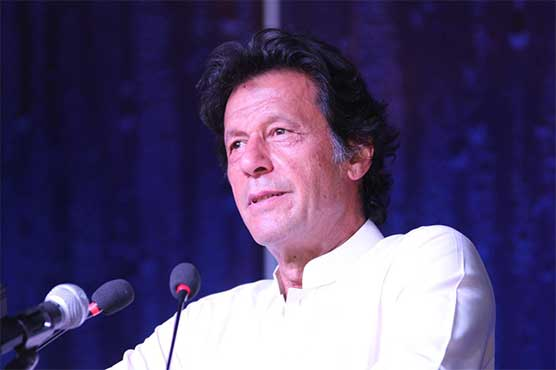 Pakistan's Imran Khan talks US relations as elections loom