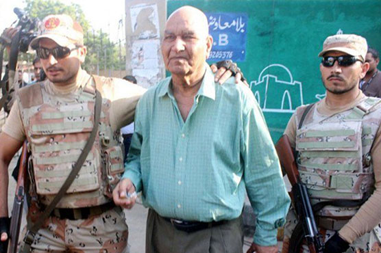 London's Prof Hasan Zafar Arif found dead in Karachi