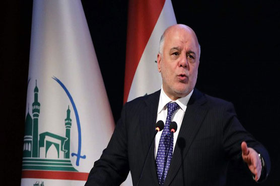 Iraqi PM Abadi to seek re-election in May vote