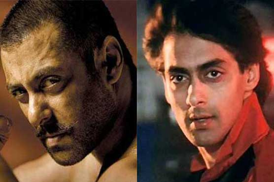 Salman Khan to recreate his Maine Pyar Kiya look for Bharat