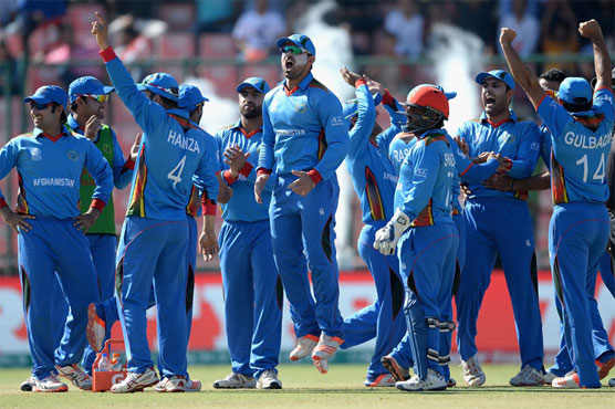 Date set for Afghanistan's maiden Test