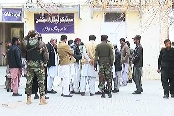 Two police officers killed in Quetta
