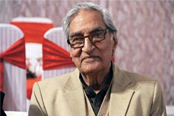 Veteran columnist, poet Munnu Bhai passes away in Lahore