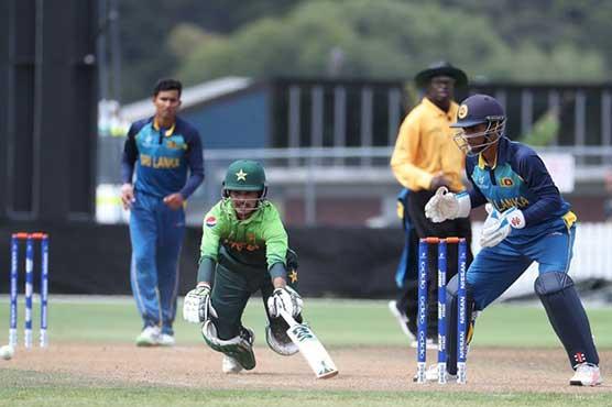 Pakistan book quarters berth in U-19 WCup
