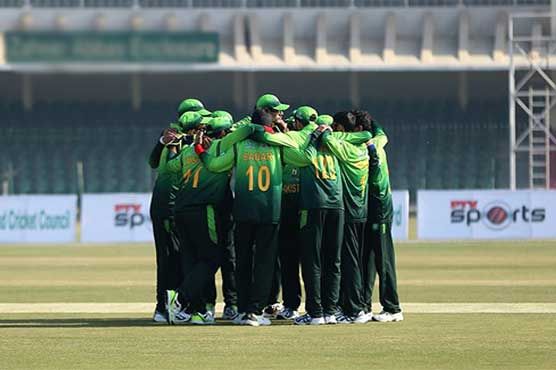 Pakistan set 308-run target for India in final