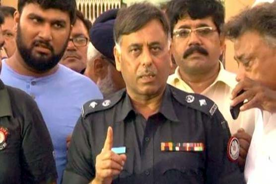 Rao Anwar stopped from fleeing to Dubai