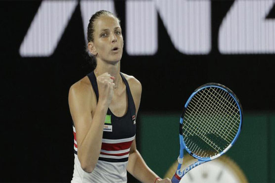 Australian Open: Karolina Pliskova beats fellow Czech Barbora Strycova to reach quarterfinals