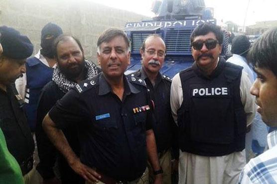 Naqeebullah killing: Police raid house of SSP Rao Anwar