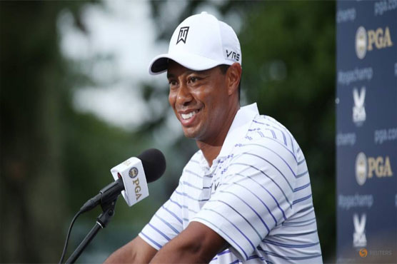 Buzz builds for Tiger's Torrey Pines return