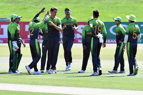 Pakistan into under-19 cricket WCup semis