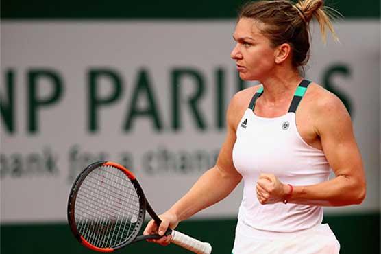 Tennis Halep Batters Pliskova To Set Up Kerber Semi Final Sports