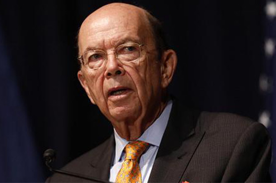 Wall Street mood cools after Wilbur Ross comments on China