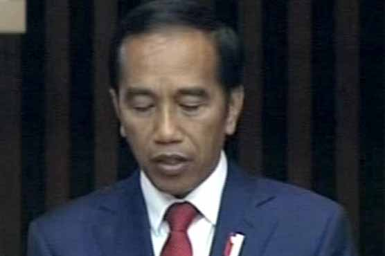 Indonesian president says will look into Pakistani prisoner's case on humanitarian grounds