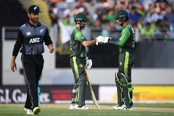 Pakistan win toss, bat in final NZ T20I