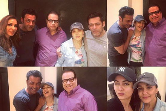 Preity Zinta celebrates birthday in Los Angeles