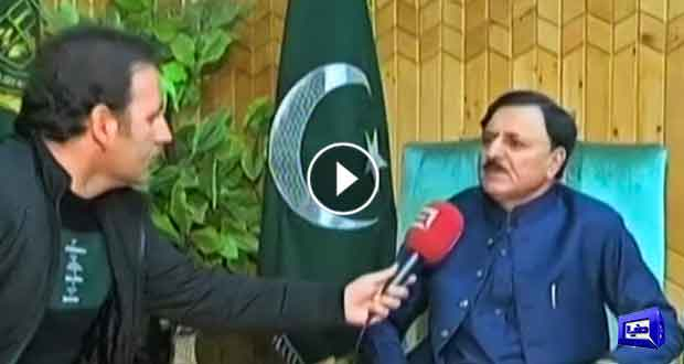 Chief Election Commissioner GB Raja Shahbaz exclusively talks to Dunya News