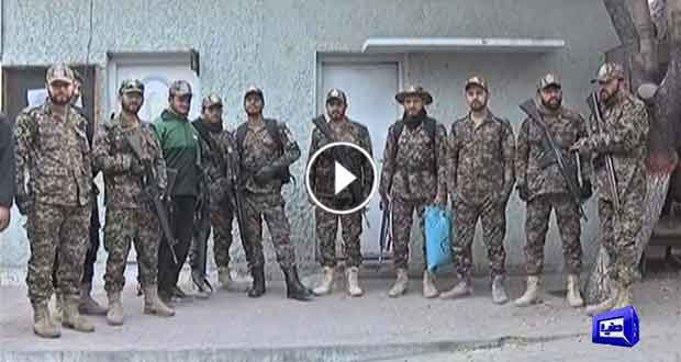 Fool proof security arrangements made in Ghanche district for polling day