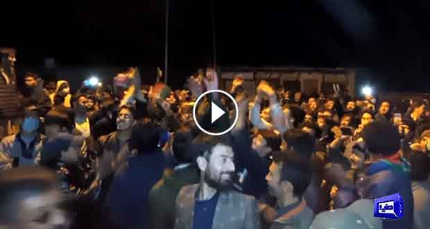 Gilgit Baltistan Election 2020: PTI's supporters celebrate victory in Kharmang