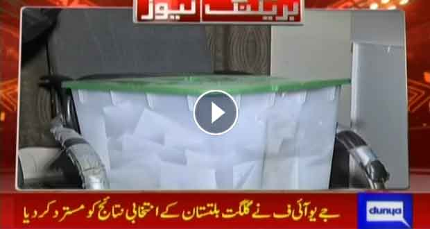 JUI-F rejects Gilgit-Baltistan election results