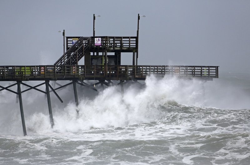 WHAT'S HAPPENING: Florence will pose fatal threat for days