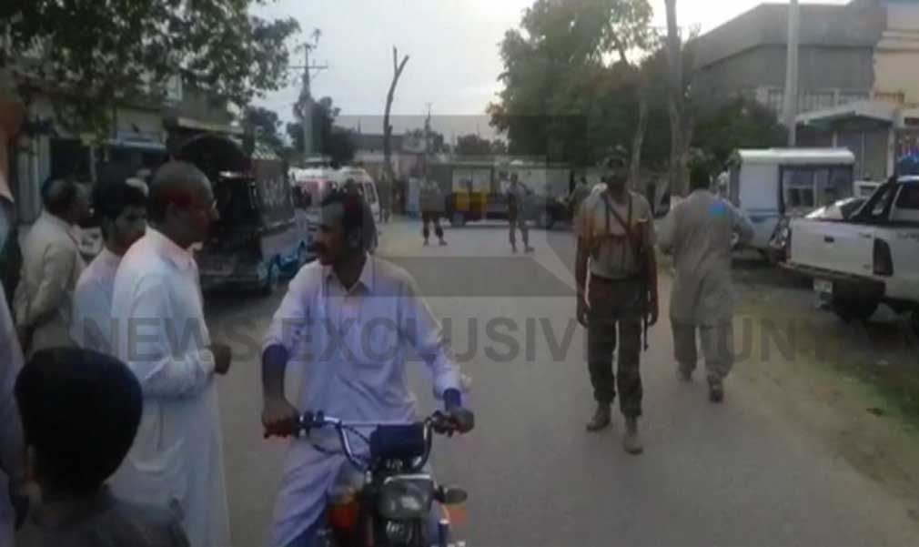 Three killed, 10 injured in Attock blast