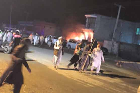 Seven dead, over a dozen injured in explosion in Raiwind