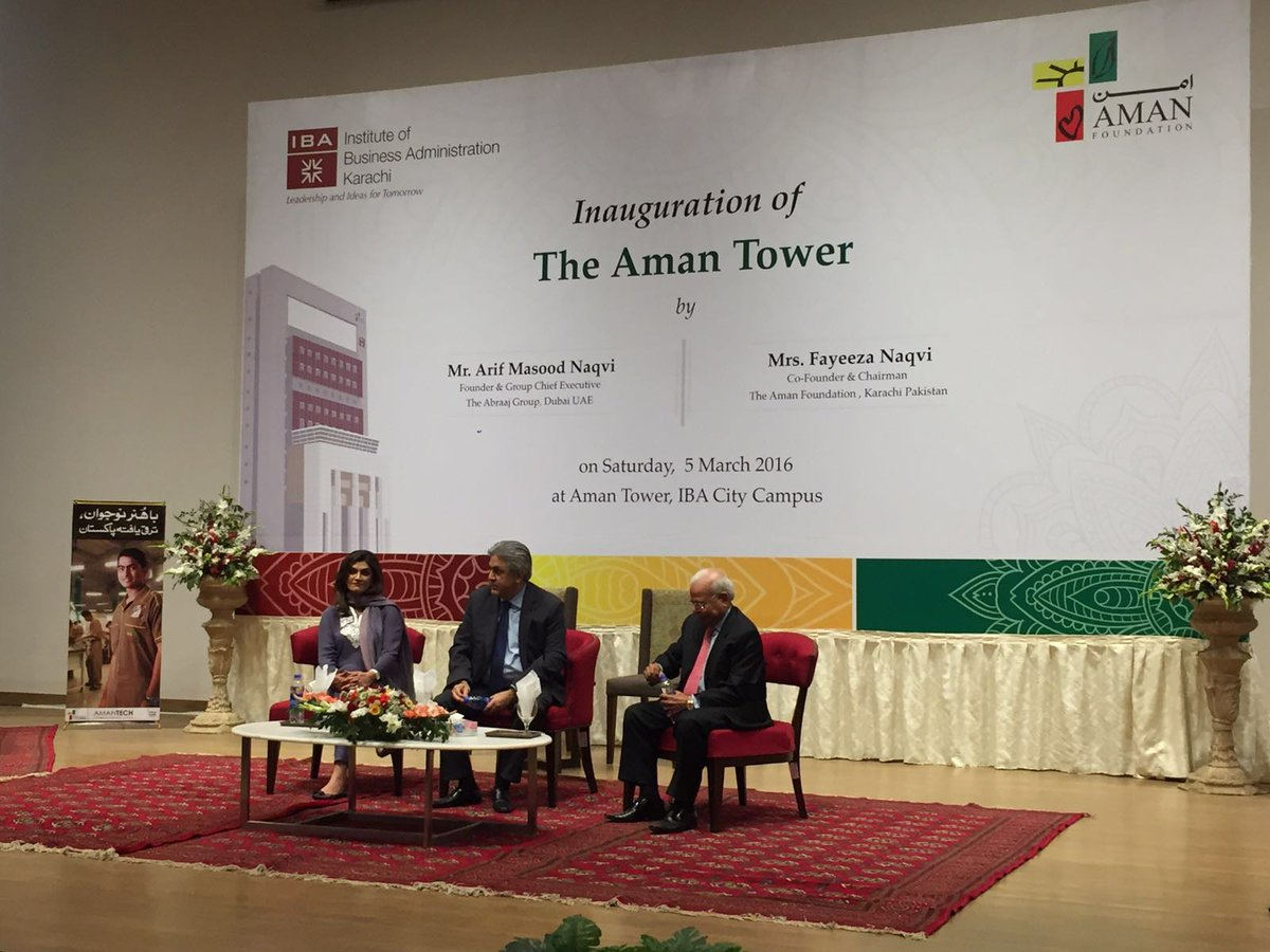 Who is Arif Naqvi of Abraaj Group? - Pakistan - Dunya News