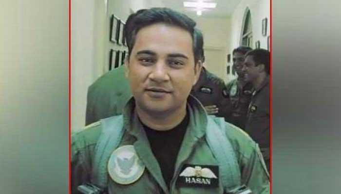 Hassan28129 - انڈیا کا دوسرا طیارہ گرانے والے پاکستانی پائلٹ نعمان علی خان