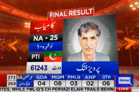 Imran Khan decides to retain NA-95 Mianwali seat