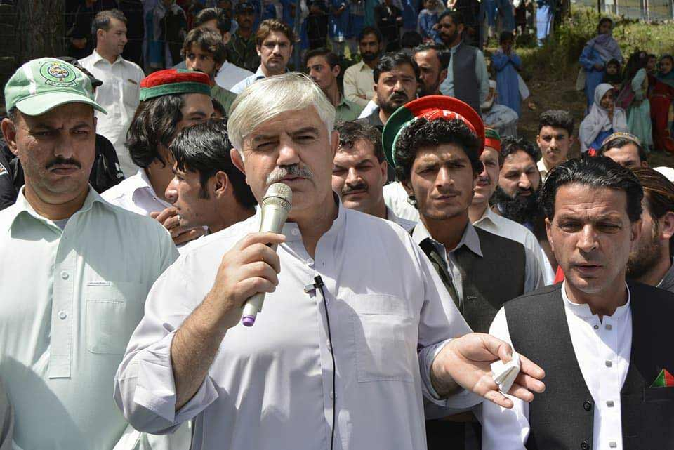 Mehmood Khan says his KP CM nomination only backed by Imran Khan