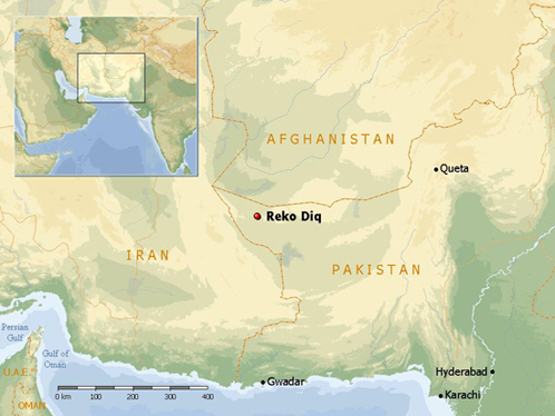 Antofagasta/Barrick JV wins $5.8bn damages from Pakistan