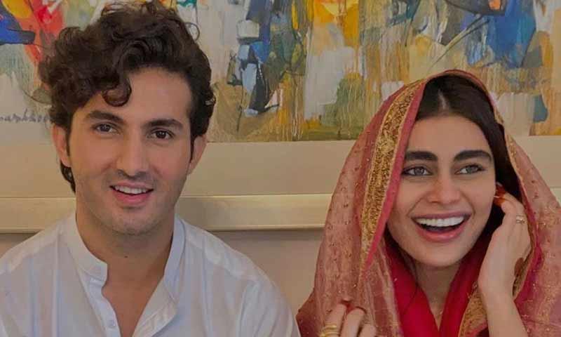 OMG, Sadaf Kanwal And Shahroz Sabzwari Are Officially Married